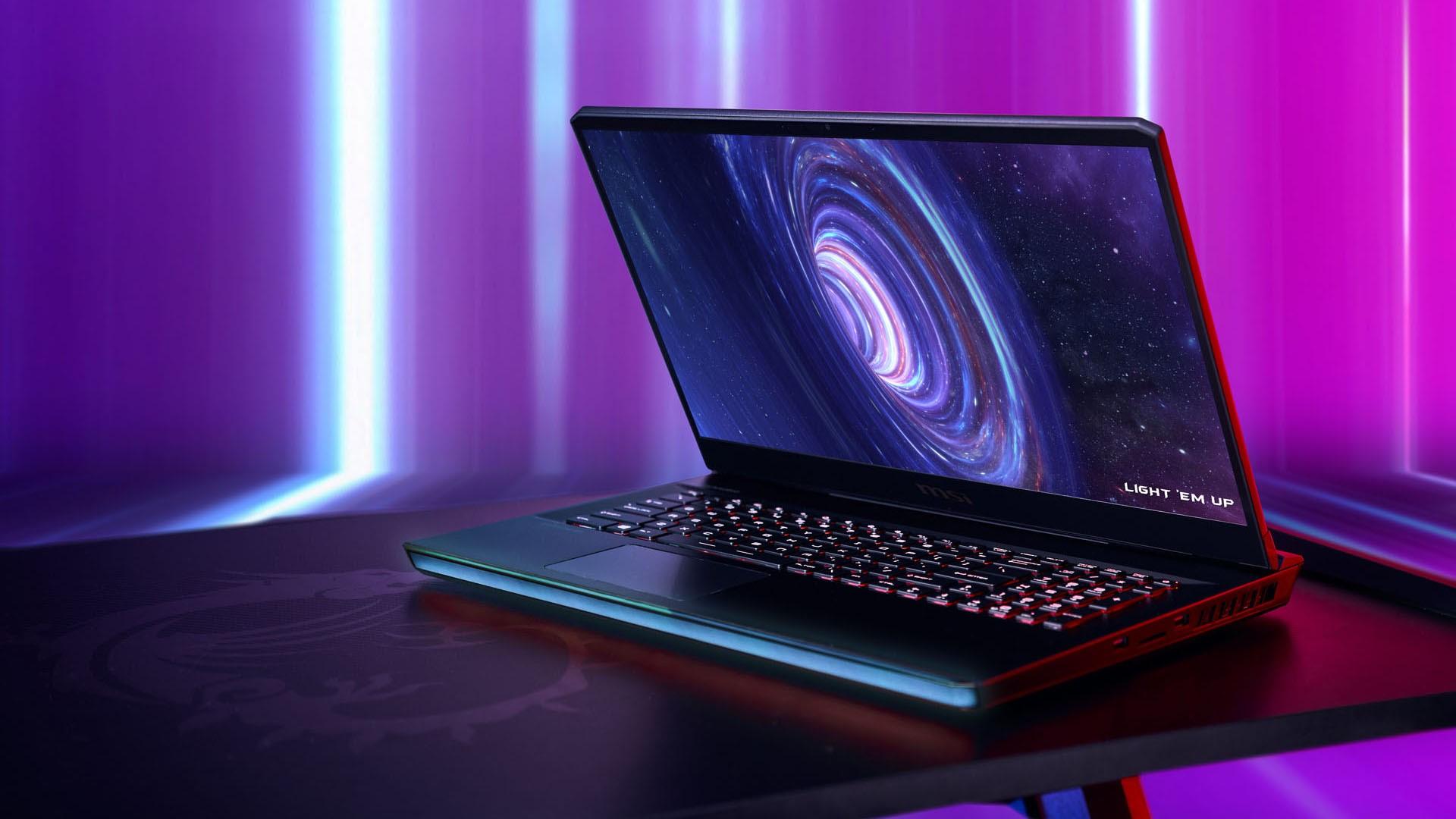 لپ تاپ گیمینگ MSI GE76