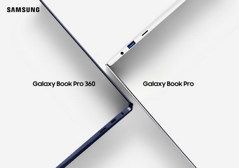 لپ تاپ سری گلکسی Book Pro