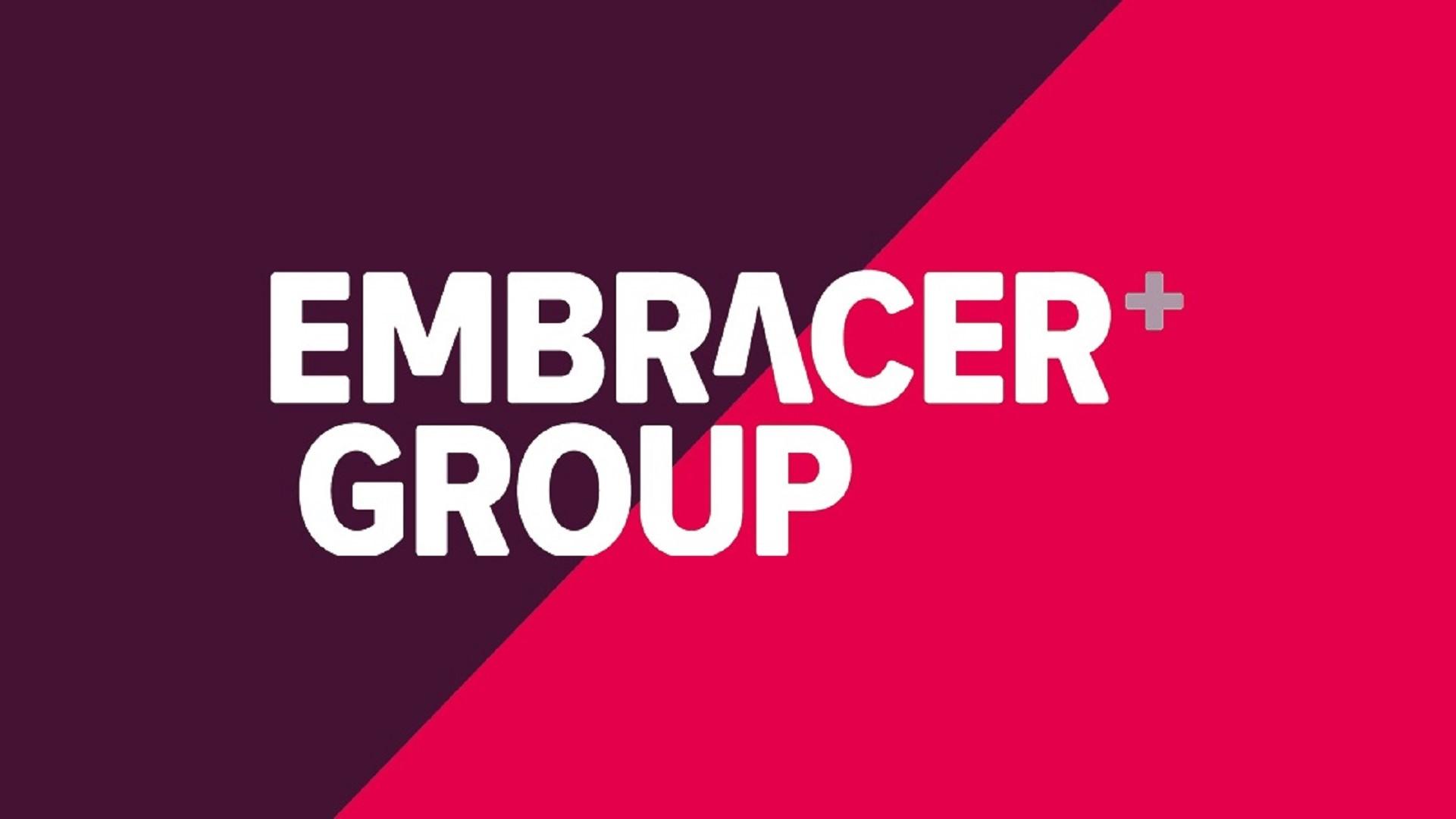 شرکت Embracer Group