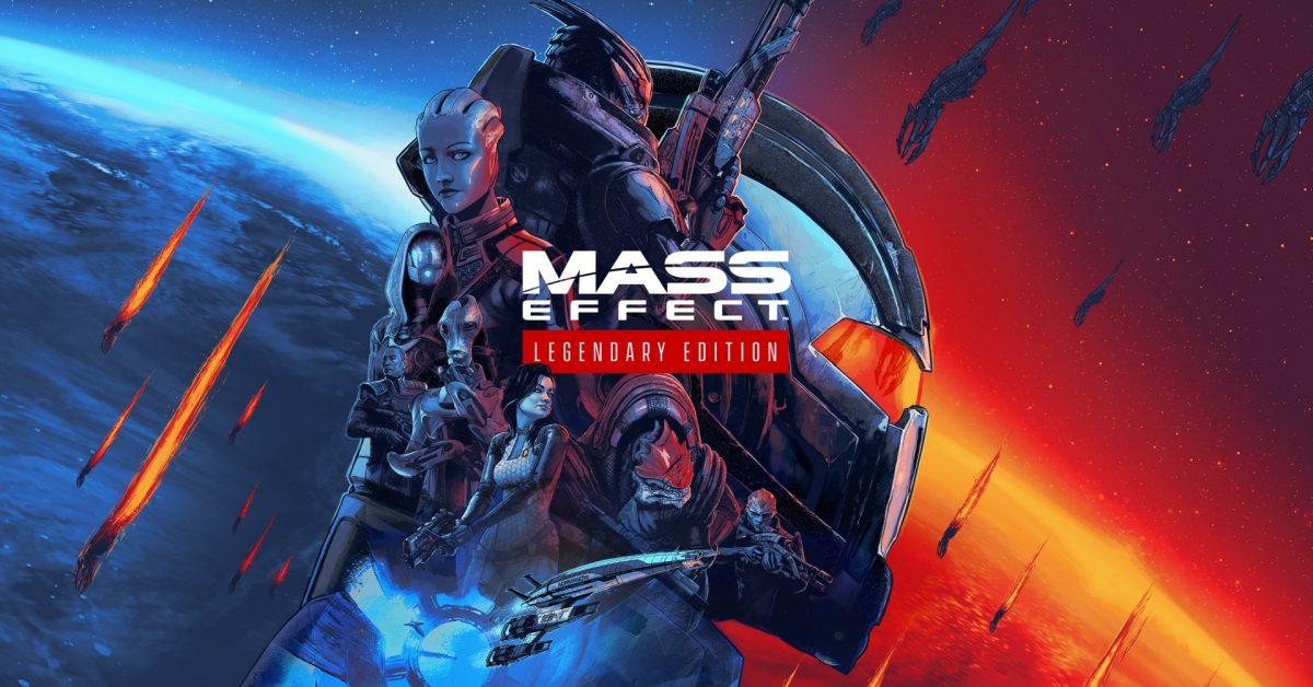 فروش Mass Effect Legendary Edition