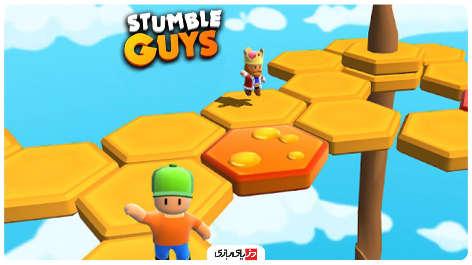 بازی Stumble Guys