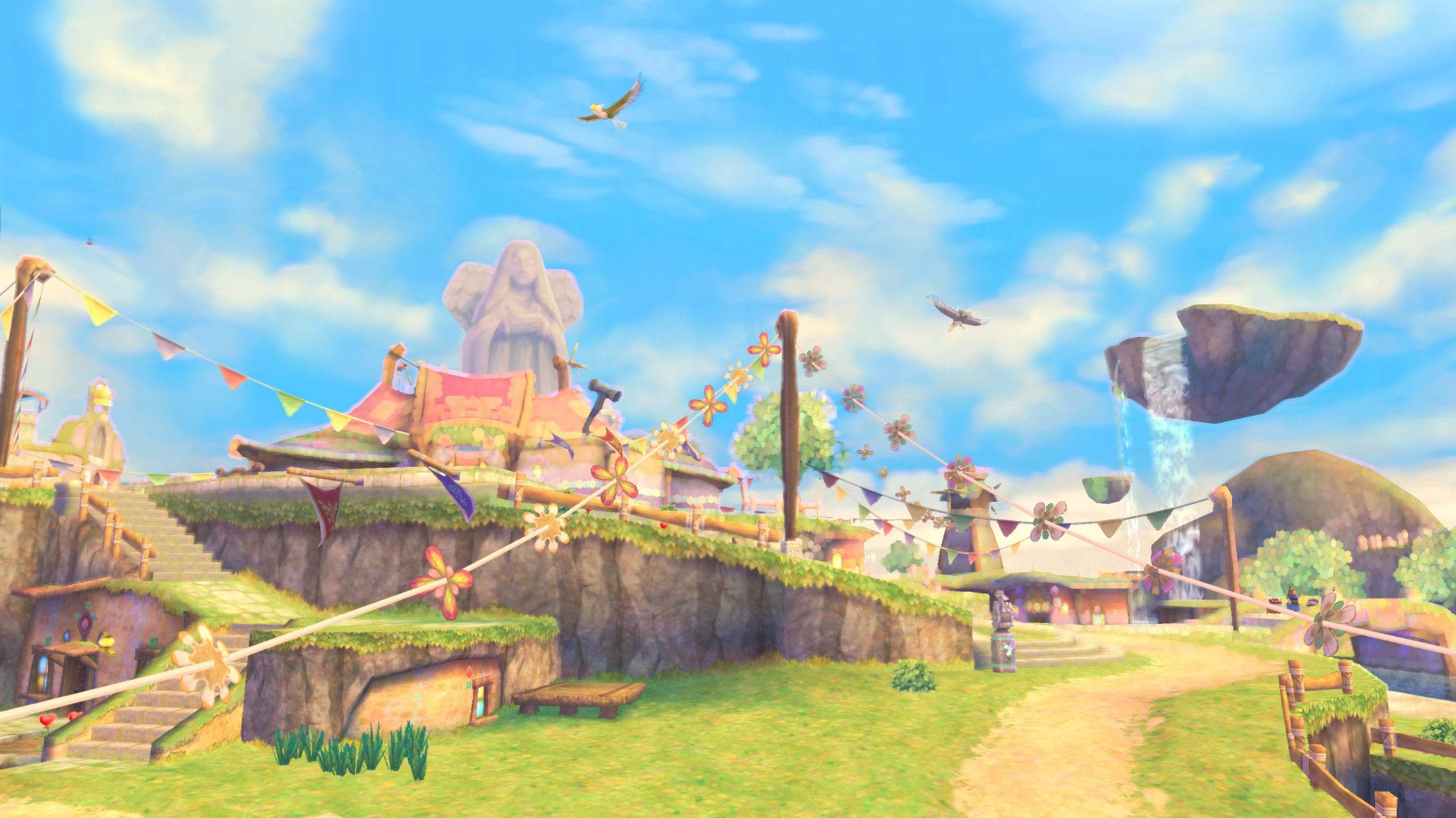 بازی The Legend of Zelda: Skyward Sword HD