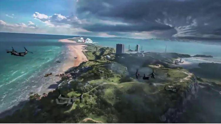 مپ های بازی Battlefield 2042