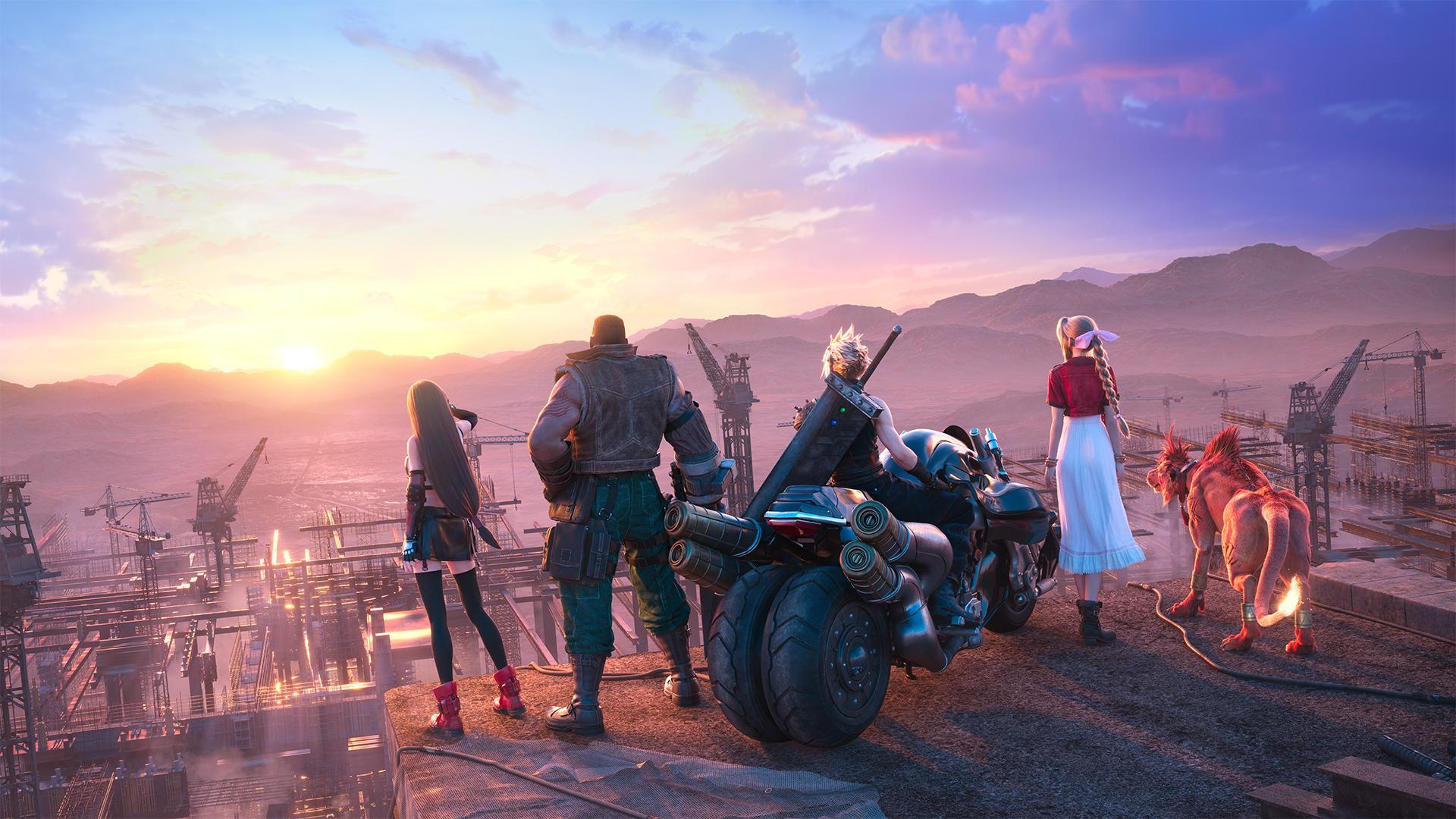 بسته الحاقی بازی Final Fantasy 7 Remake
