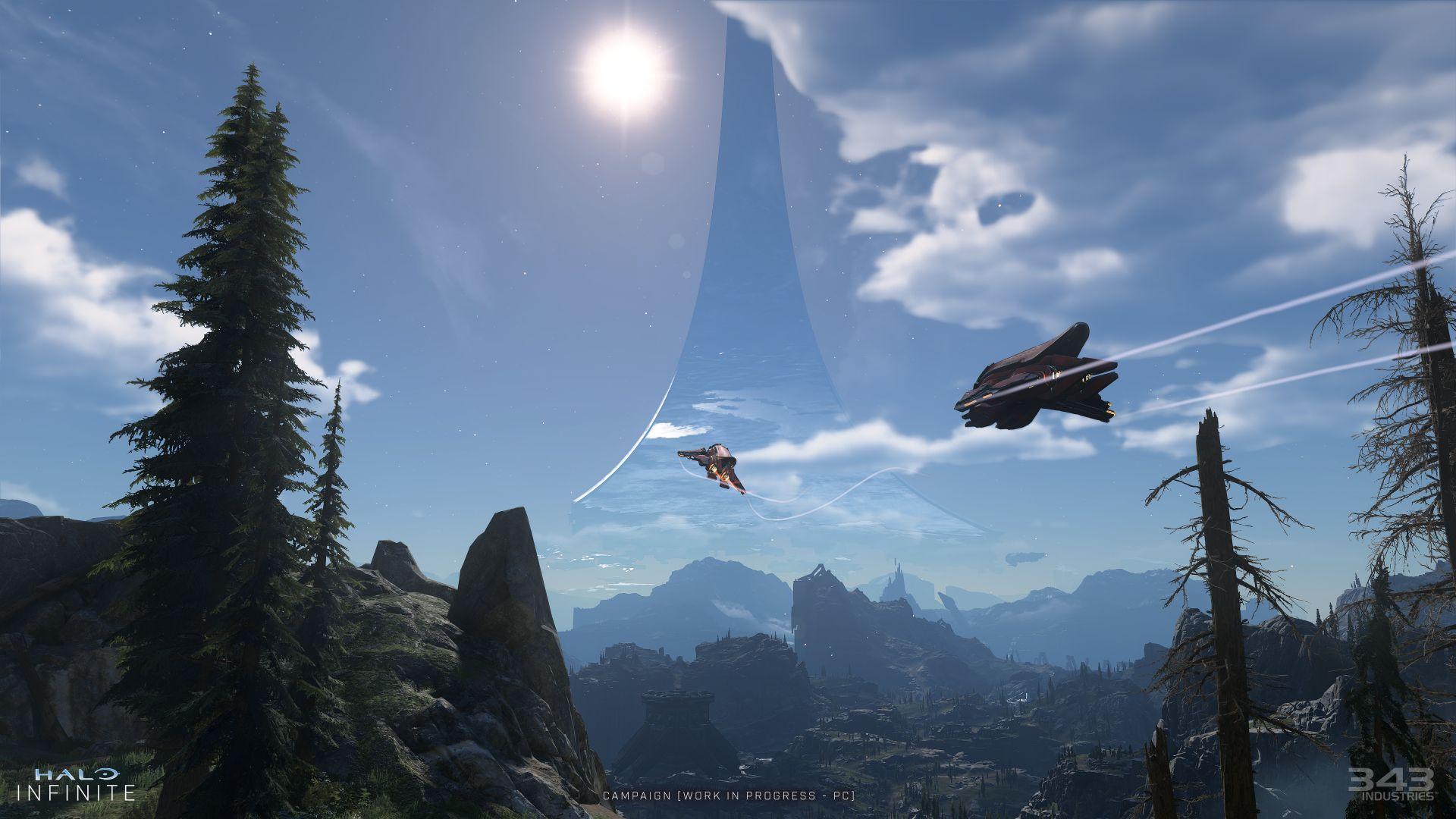 تریلر گیم پلی بازی Halo Infinite