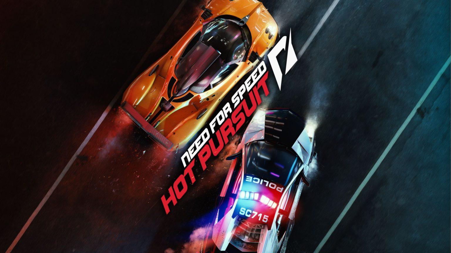 ریمستر Need for speed hot pursuit