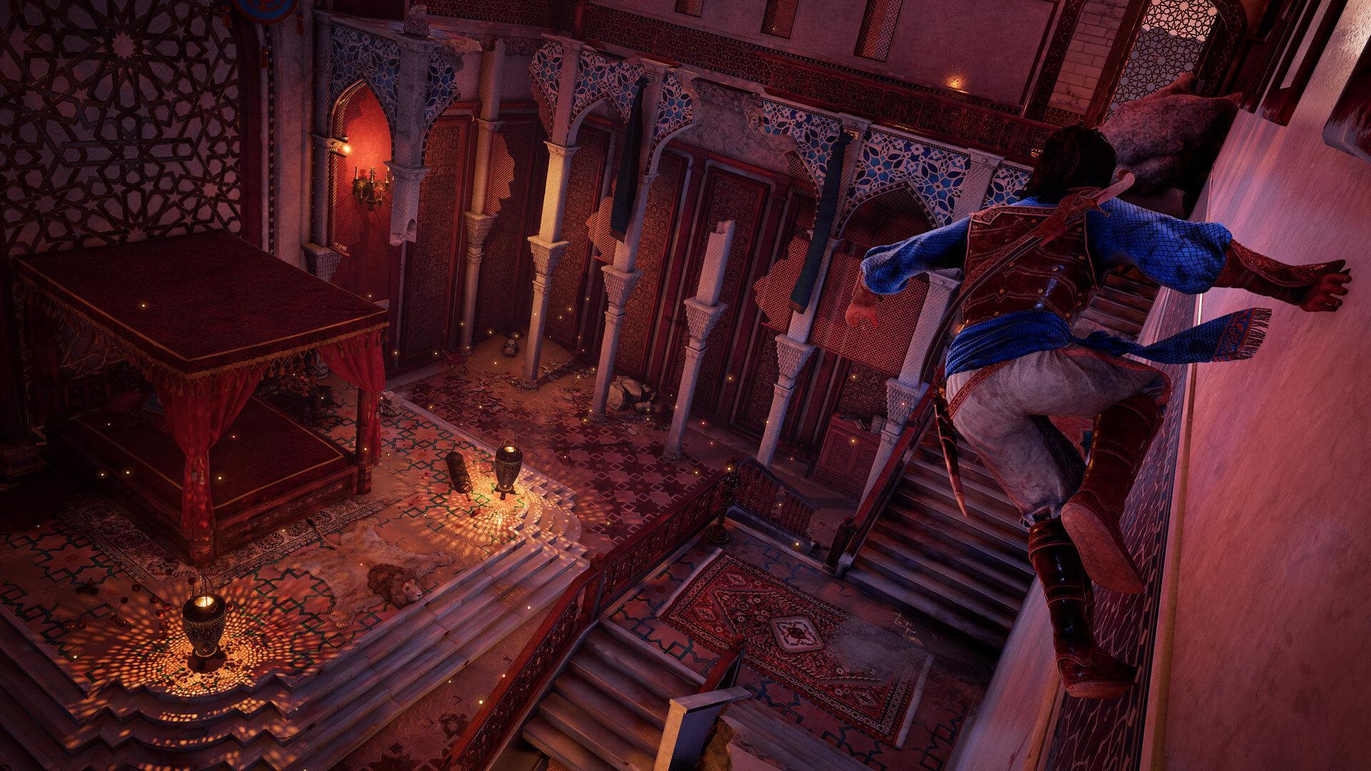 تریلر ریمیک بازی Prince of Persia: The Sands of Time