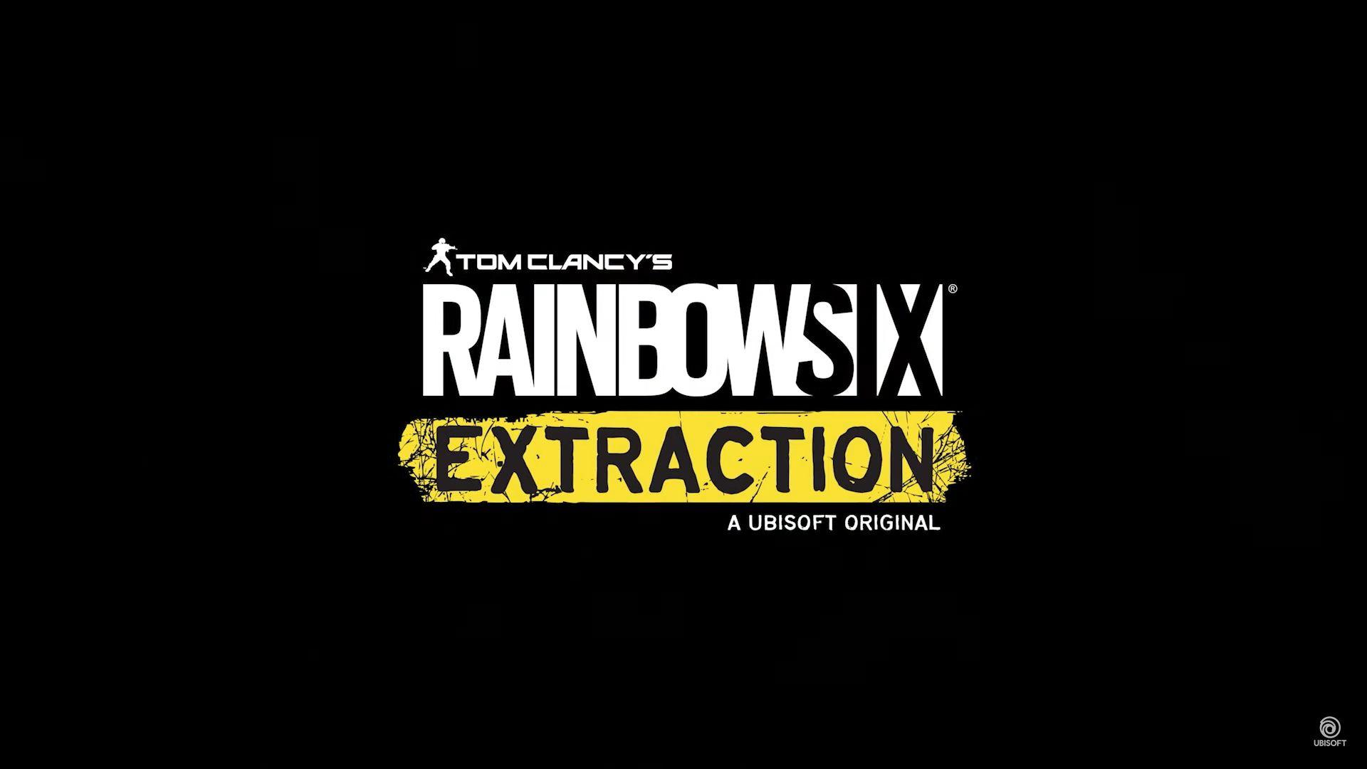 تریلر گیم پلی بازی Rainbow Six Extraction