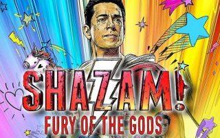 فیلم Shazam! Fury of the Gods