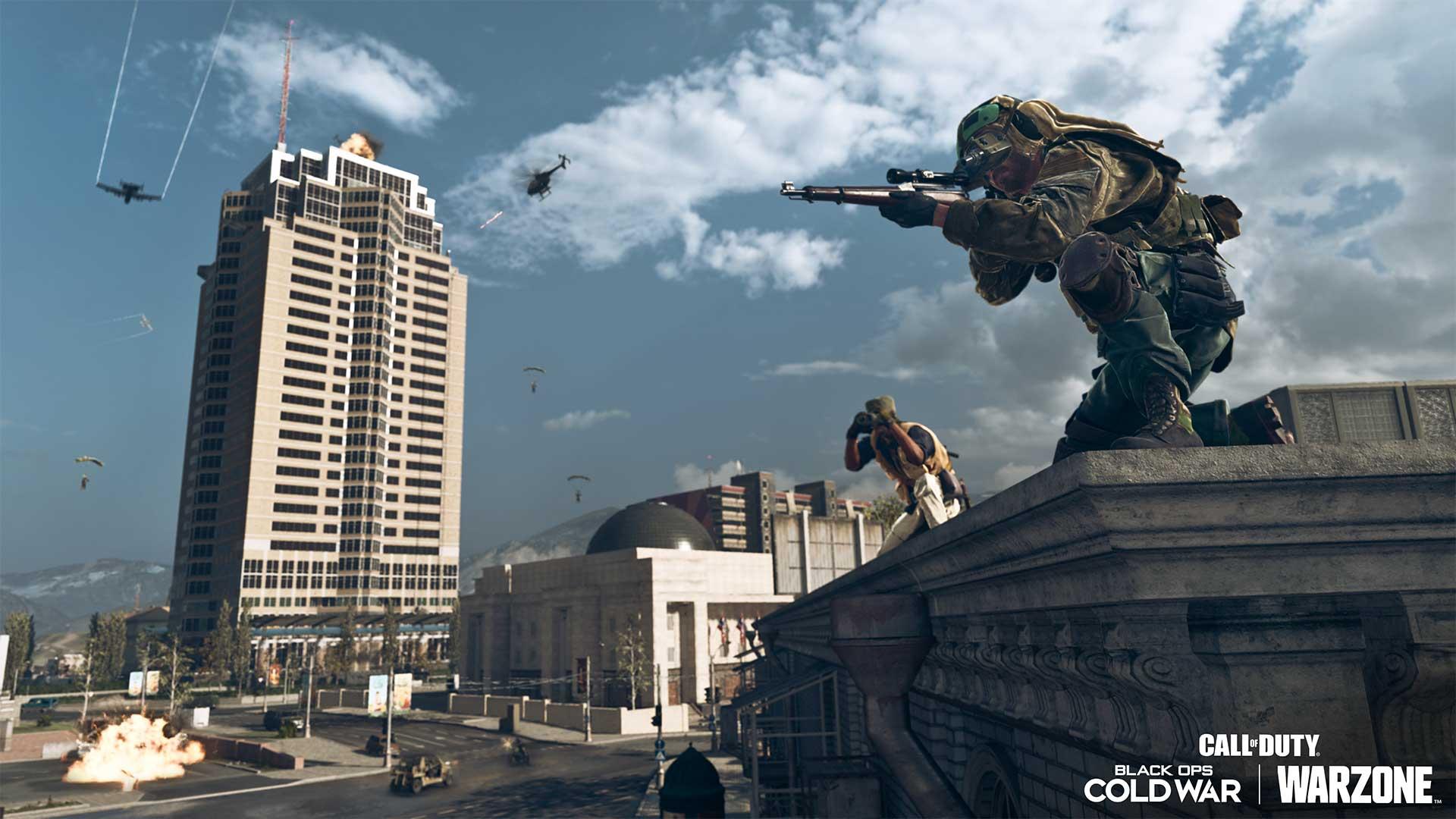 آپدیت جدید بازی Call of Duty: Warzone