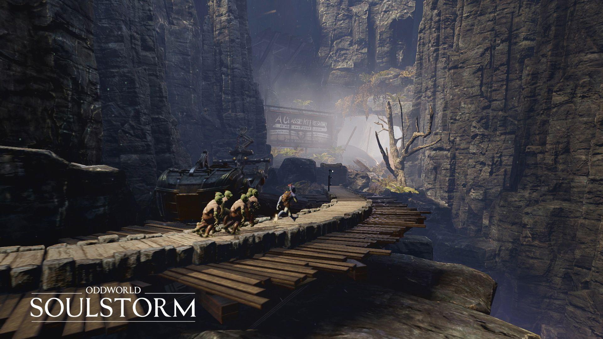 بازی Oddworld: Soulstorm برای Xbox Series X/S
