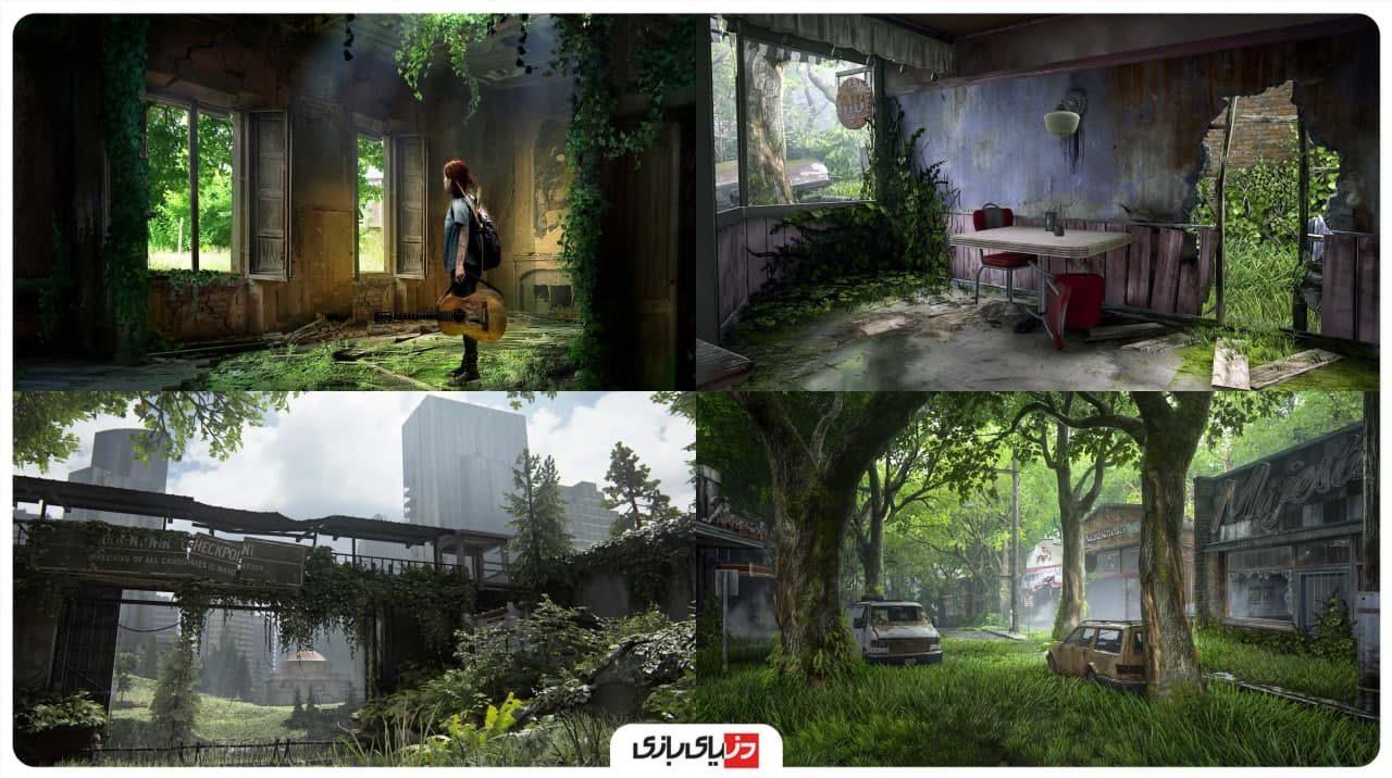 نکات The Last of Us