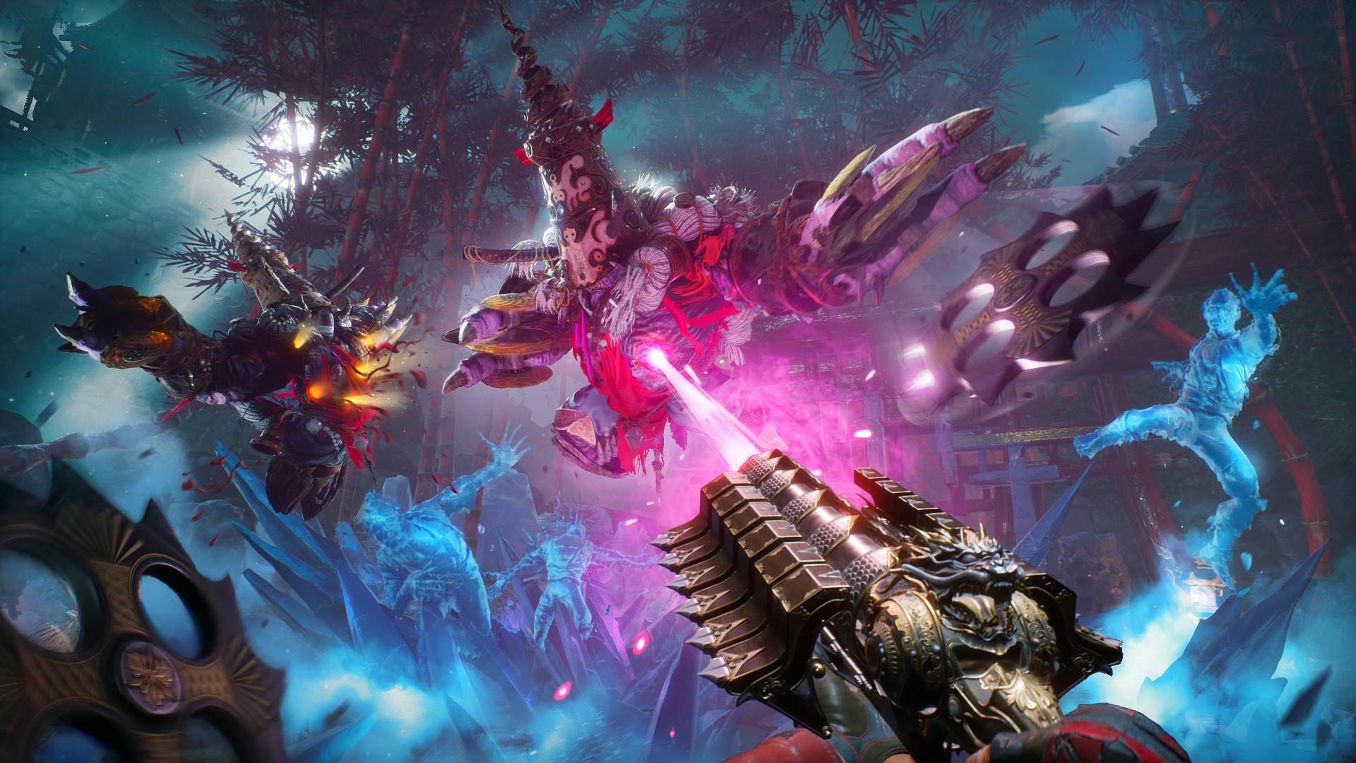 تریلر جدید بازی Shadow Warrior 3