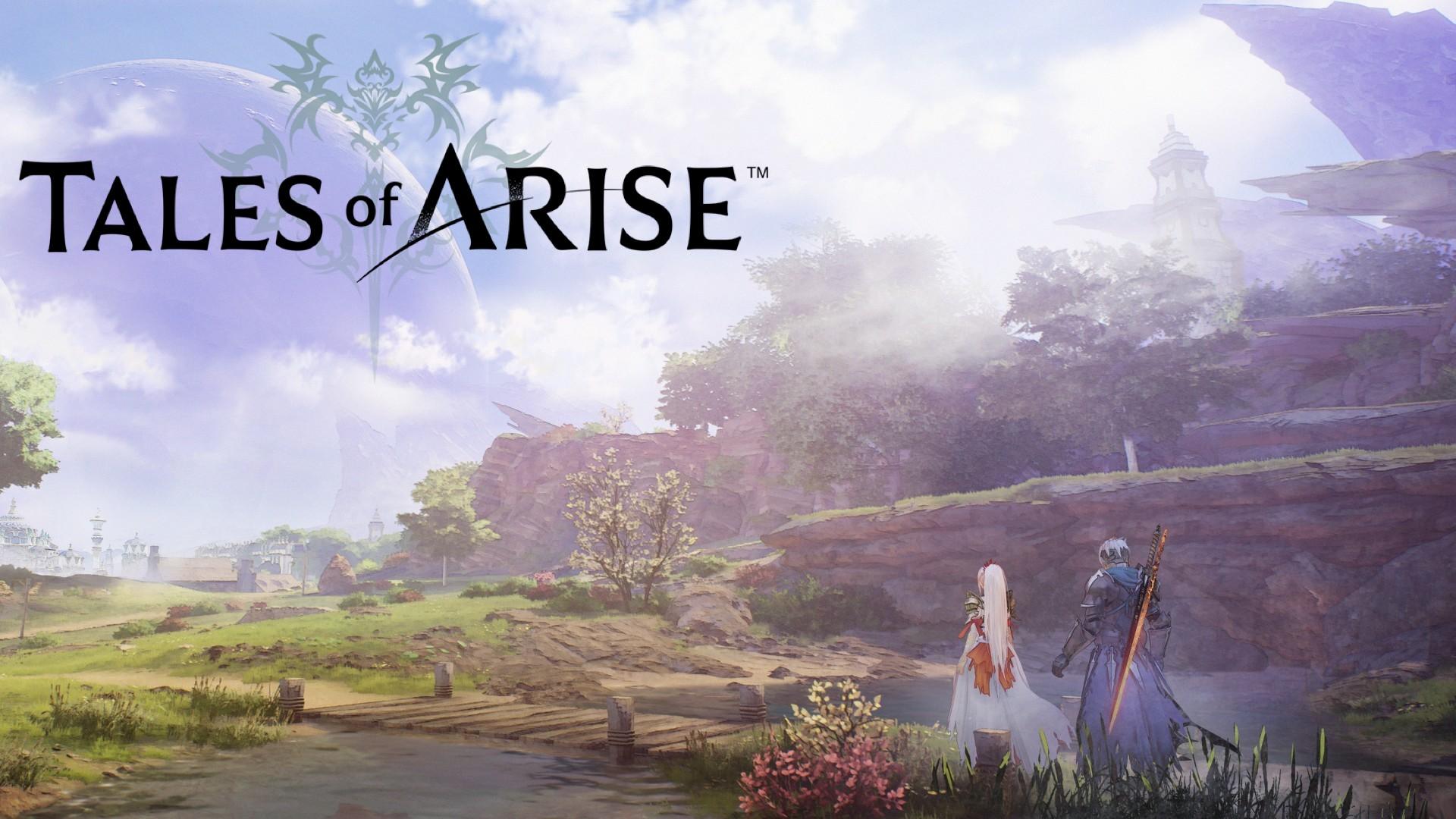 حجم بازی Tales of Arise