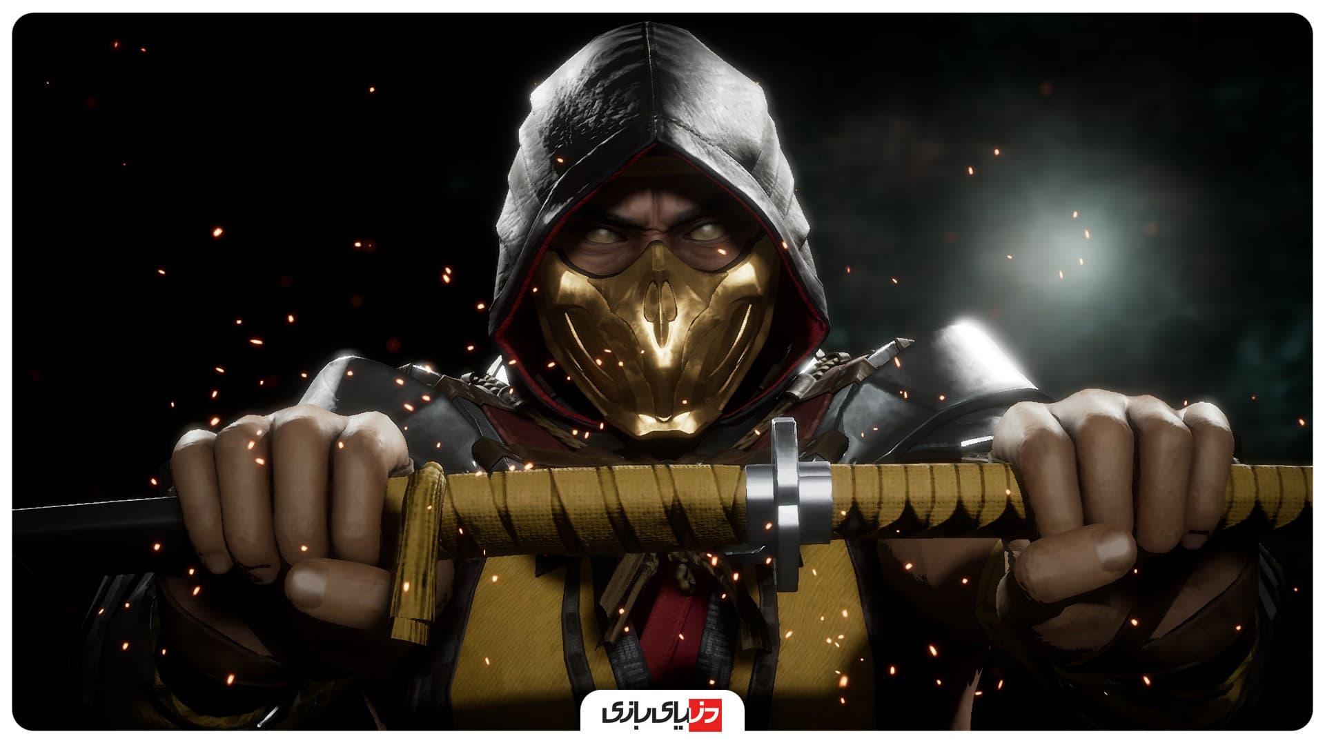 بازیهای دو نفره pc - مورتال کمبت 11 (Mortal Kombat 11)