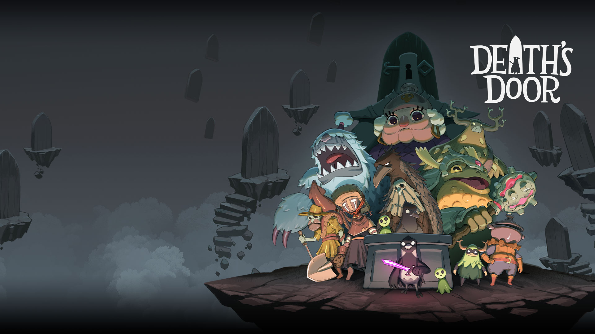 تریلر بازی Death's Door