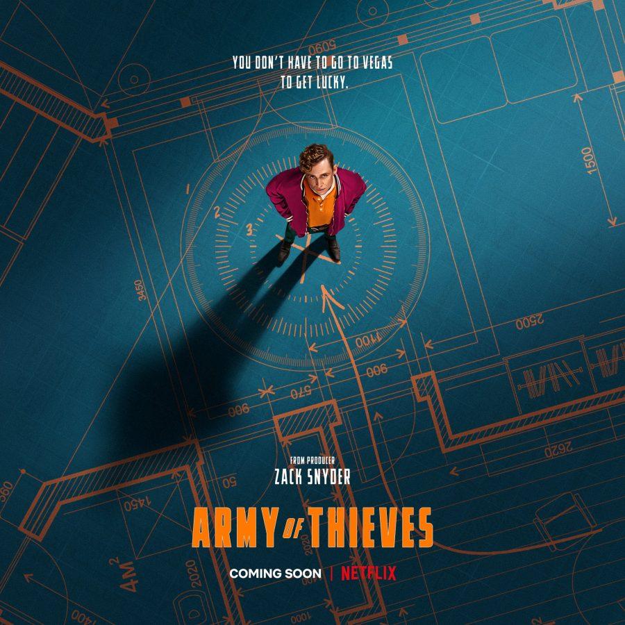 تریلر فیلم Army of Thieves