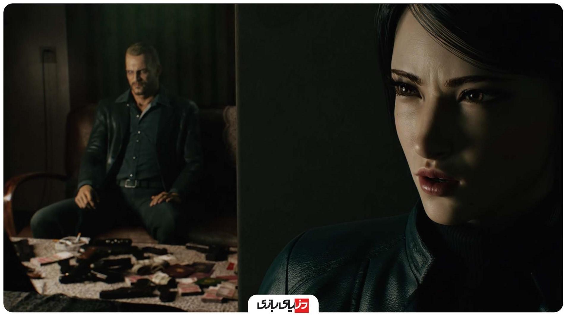 بررسی سریال Resident Evil: Infinite Darkness