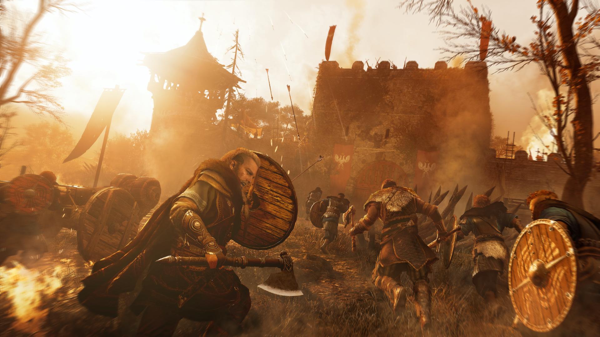 نسخه PC بازی Assassin's Creed Valhalla