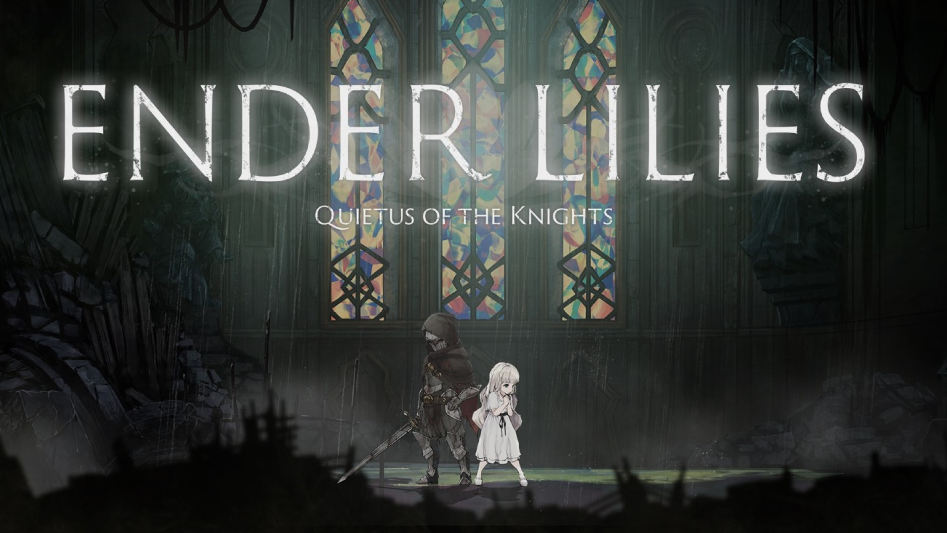 بازی Ender Lilies: Quietus of the Knights