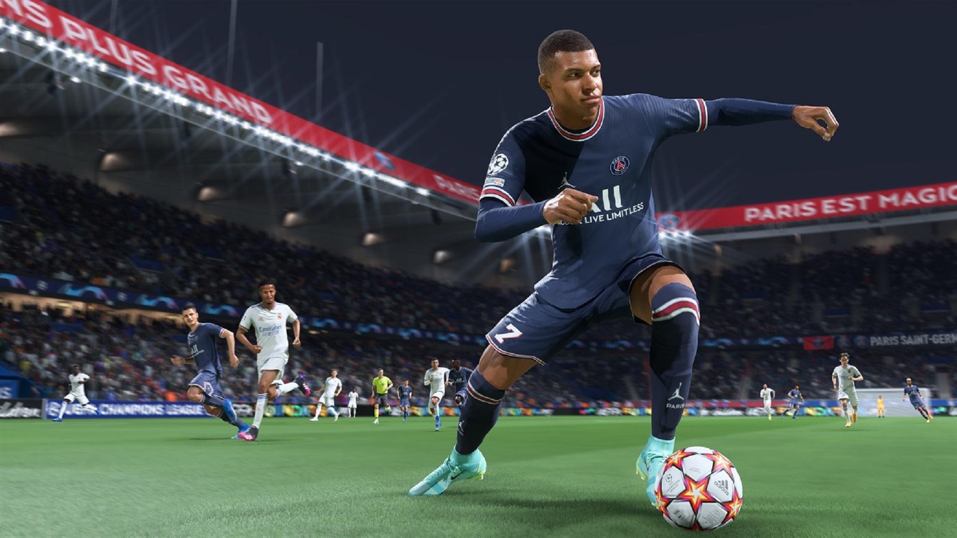 تریلر جدید بازی FIFA 22