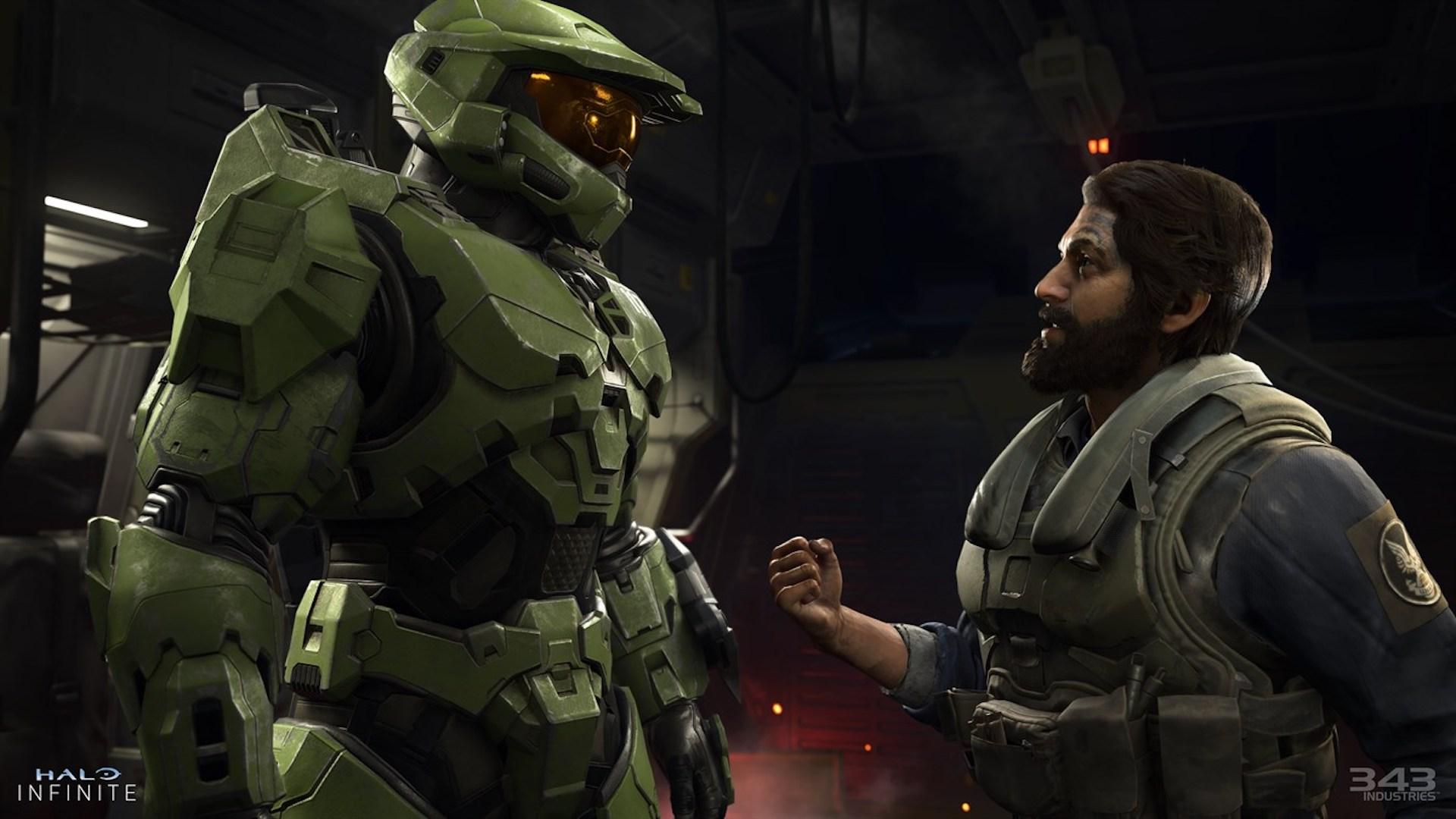 بازی Halo Infinite Multiplayer