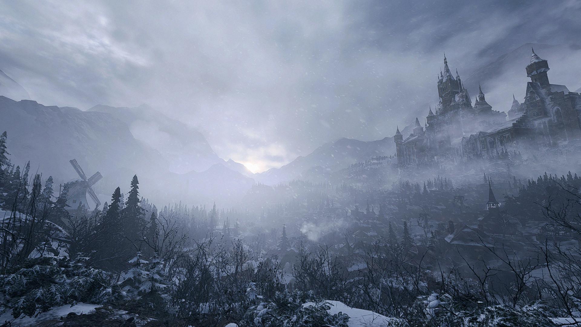 بازی Resident Evil Village روی PC