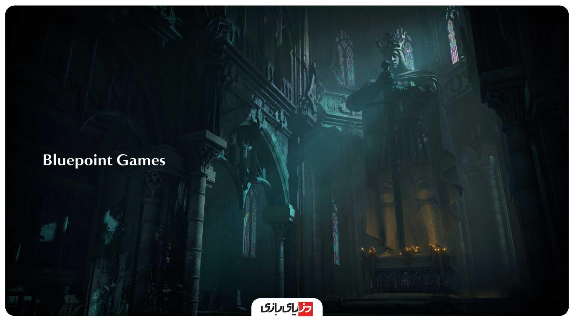 ریمیک بازی Demon's Souls