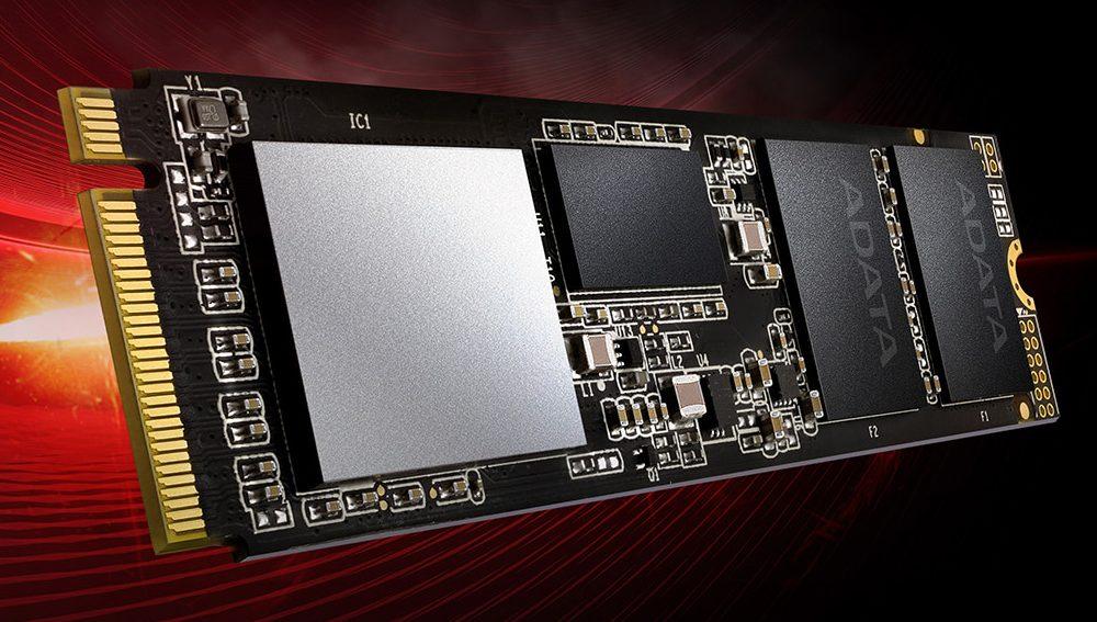 حافظه ی SX8200 SSD Adata