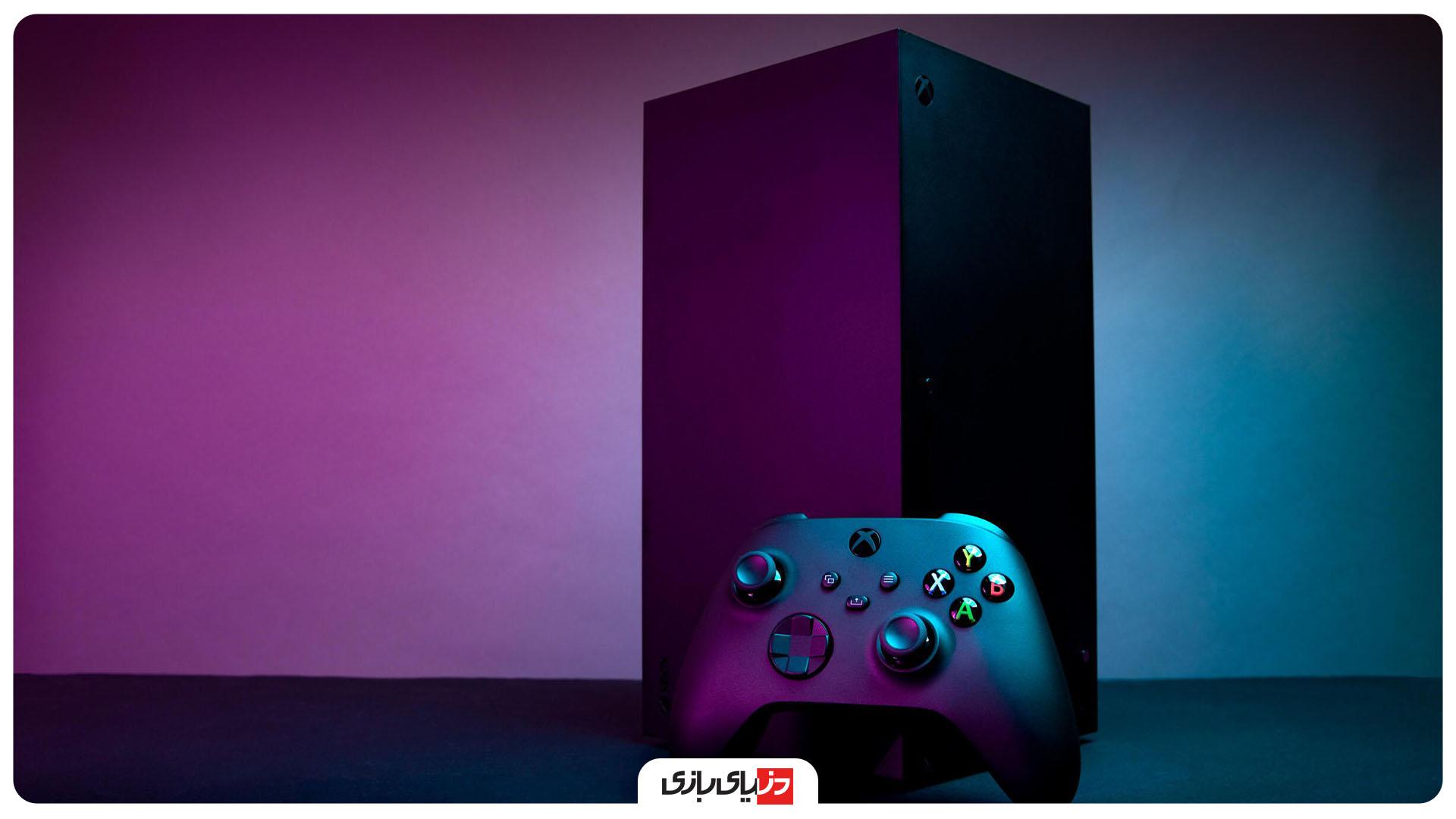 ارور های Xbox Series X