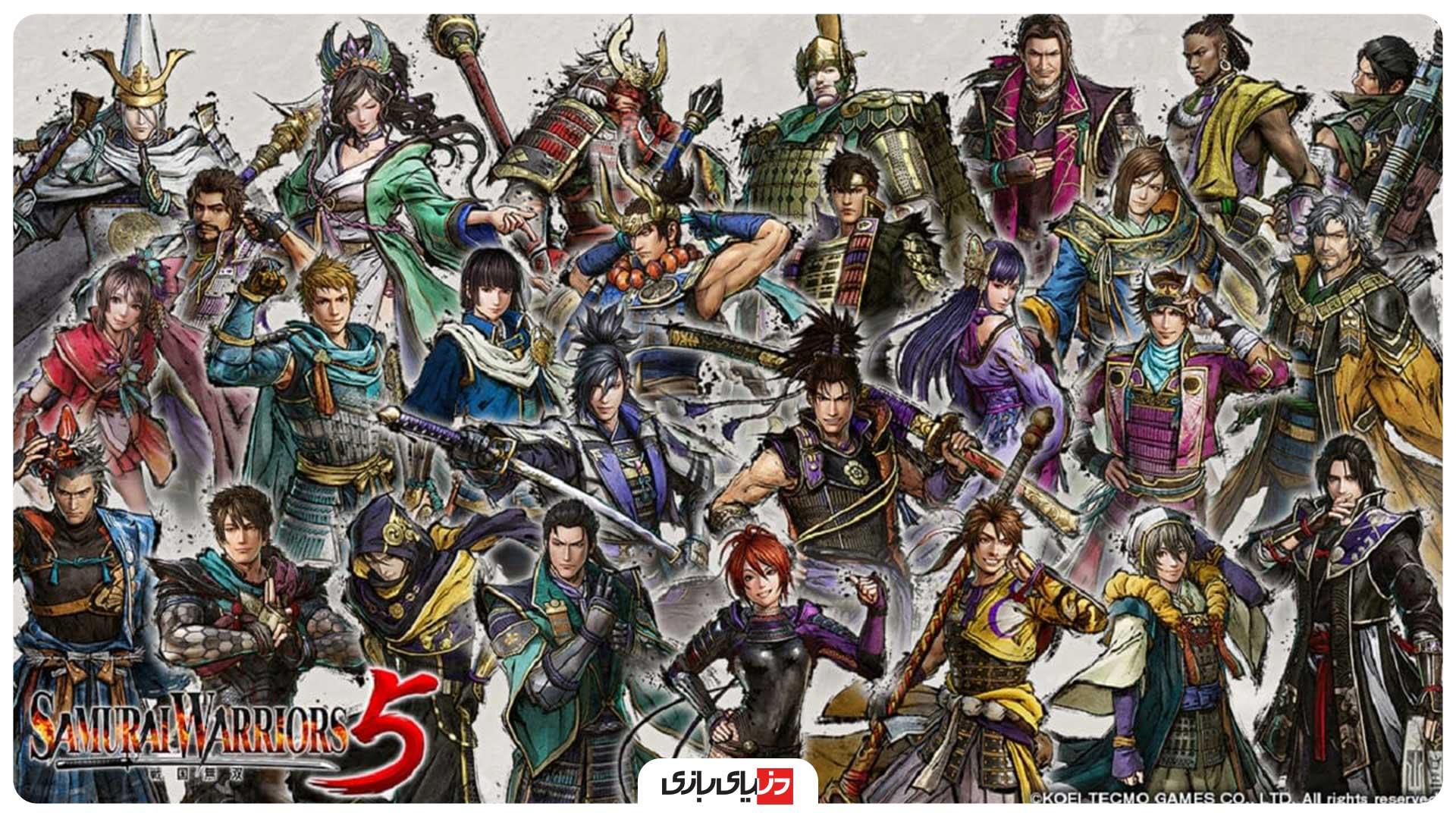 بررسی بازی Samurai Warriors 5