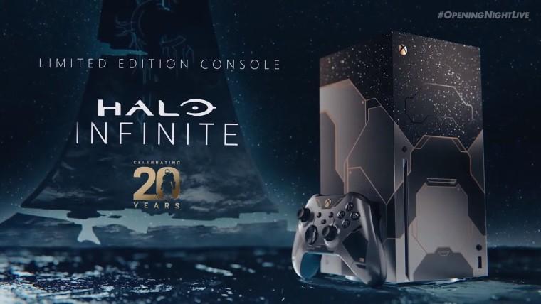 نسخه Halo Infinite کنسول ایکس باکس سری ایکس رونمایی شد