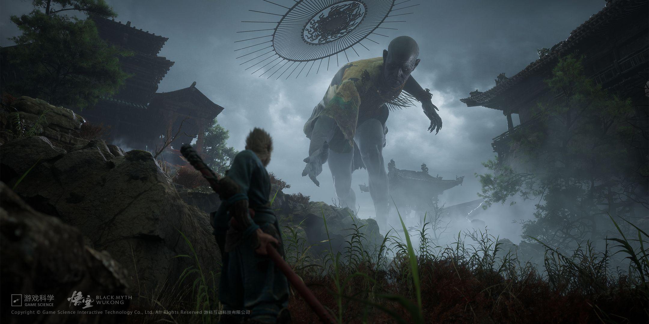 تریلر گیم پلی بازی Black Myth: Wukong