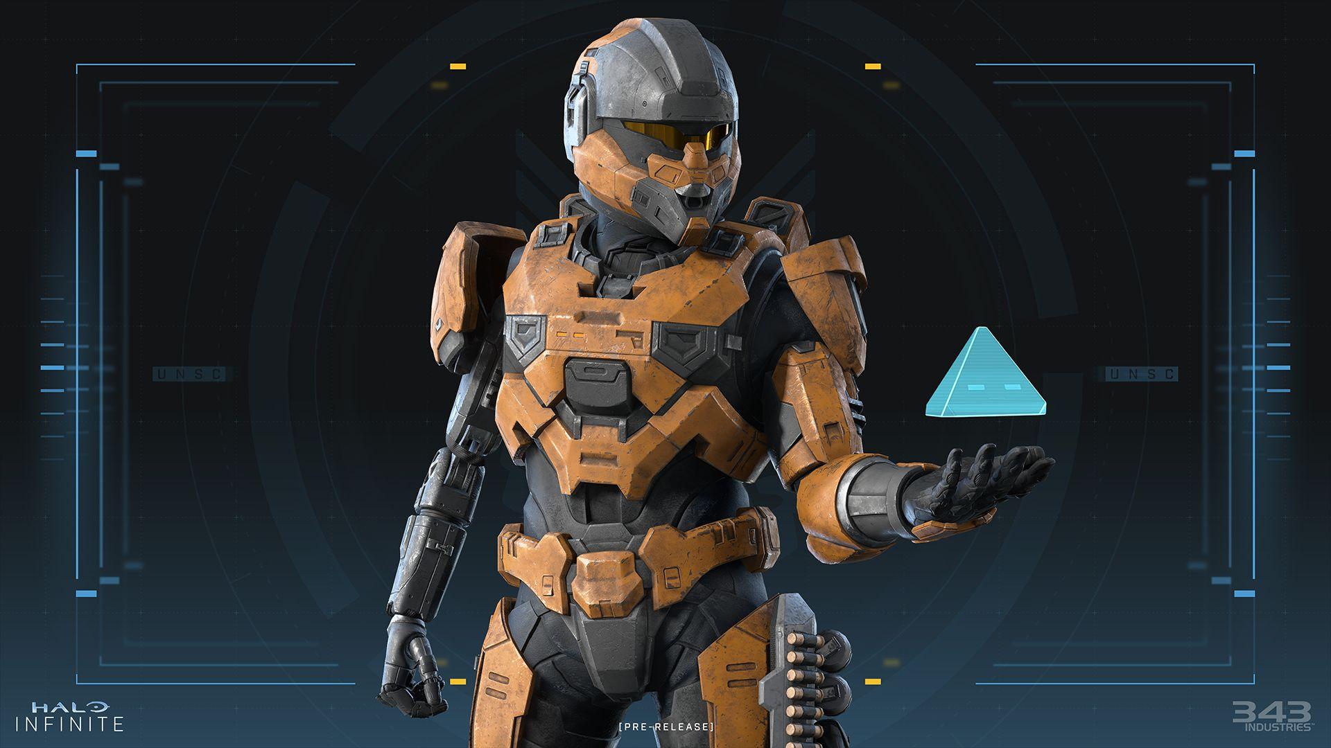حجم بازی Halo Infinite