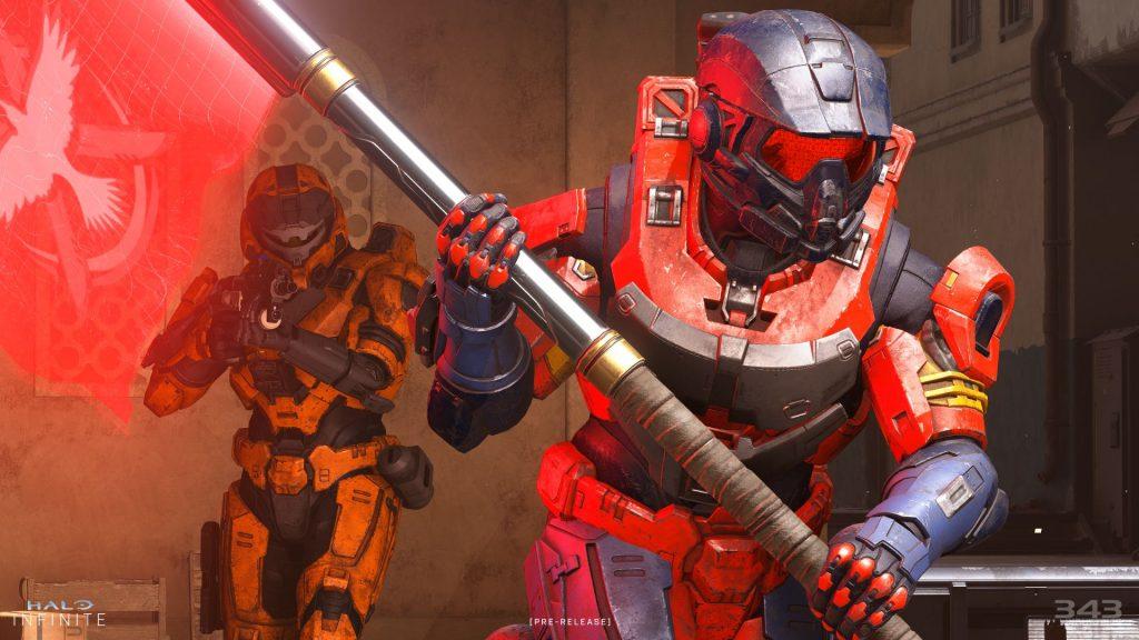 بتای جدید بازی Halo Infinite