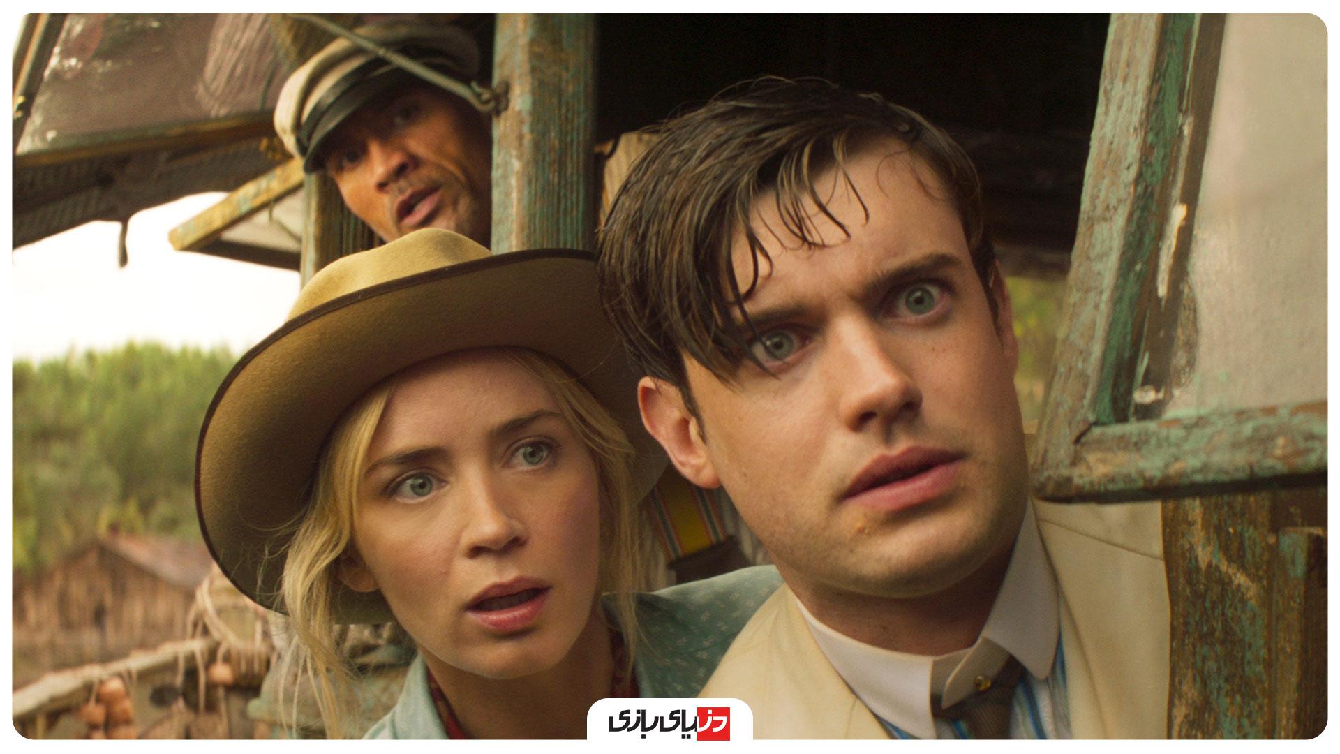 تاریخ اکران فیلم jungle cruise