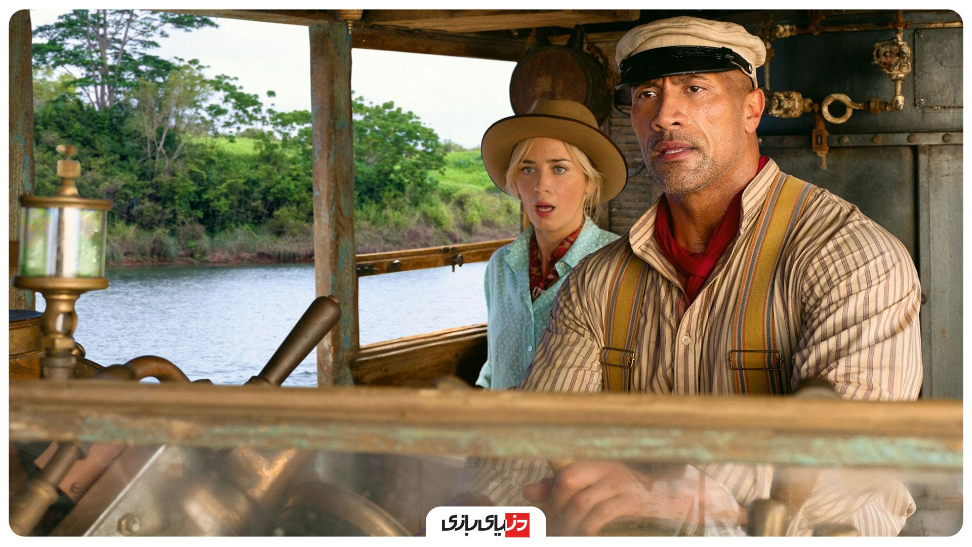 بررسی فیلم Jungle Cruise