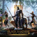 بسته الحاقی War for Wakanda بازی Marvel's Avengers منتشر شد