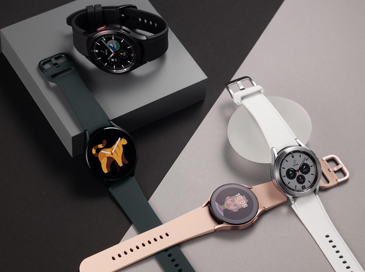 ساعت هوشمند سامسونگ - سری گلکسی واچ 4