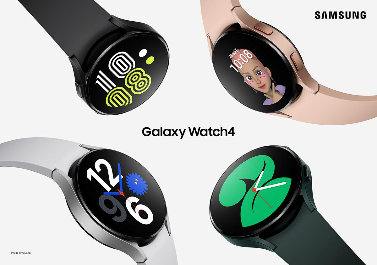 ساعت Samsung Galaxy Watch 4
