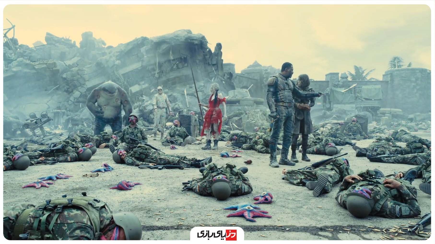 فیلم جوخه انتحاری 2