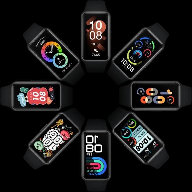 خرید دستبند هوشمند هواوی بند 6
