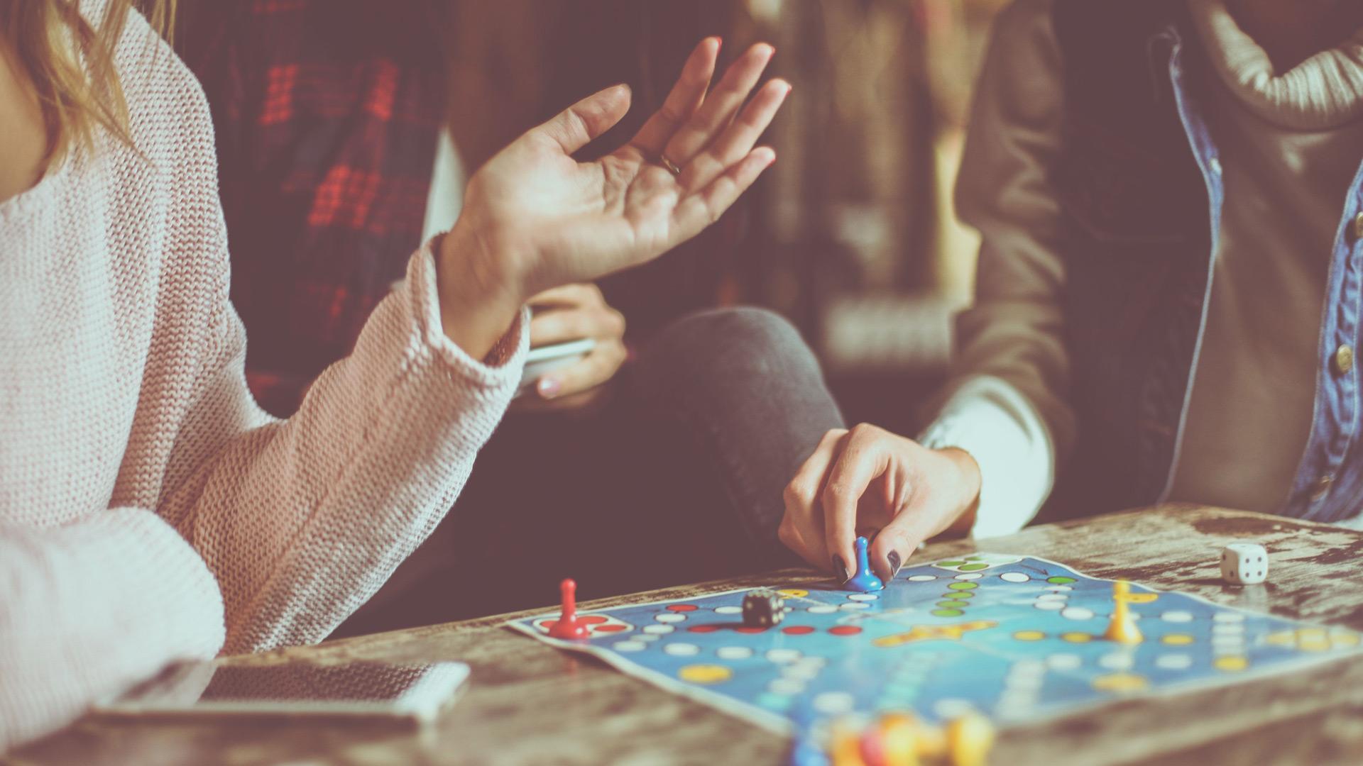 بازی های گروهی خانگی