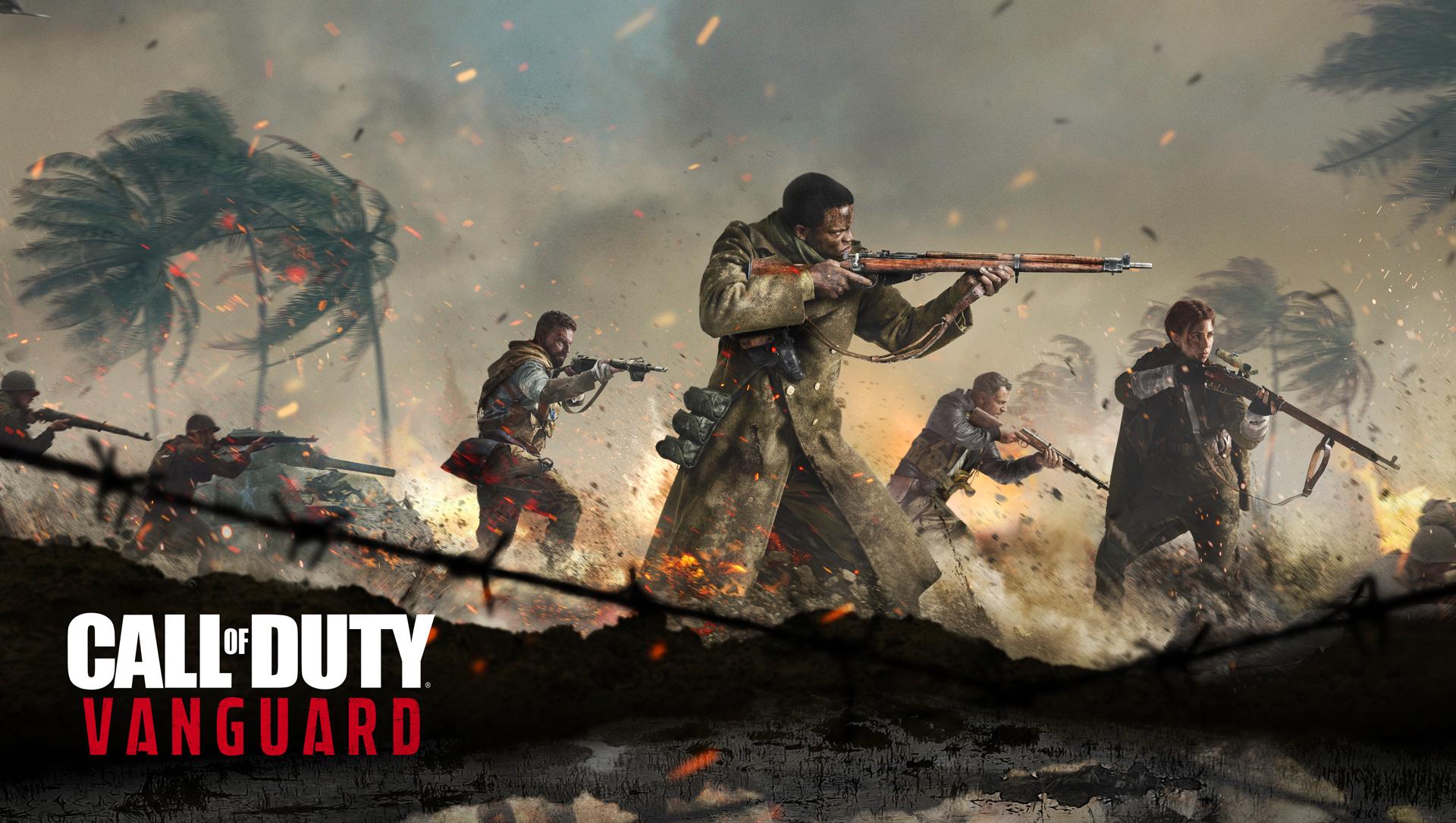 تیزر معرفی بازی Call of Duty: Vanguard