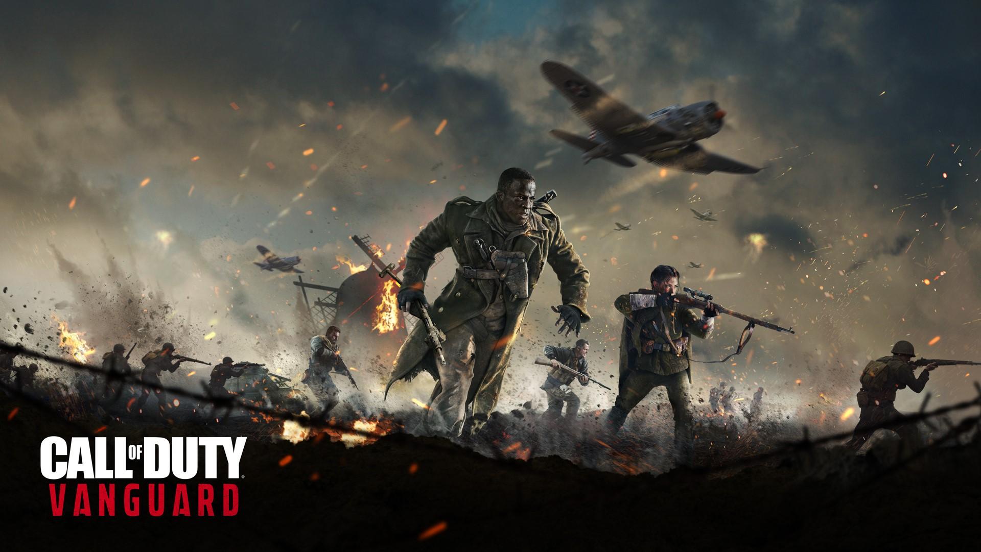 تریلر معرفی بازی Call of Duty: Vanguard