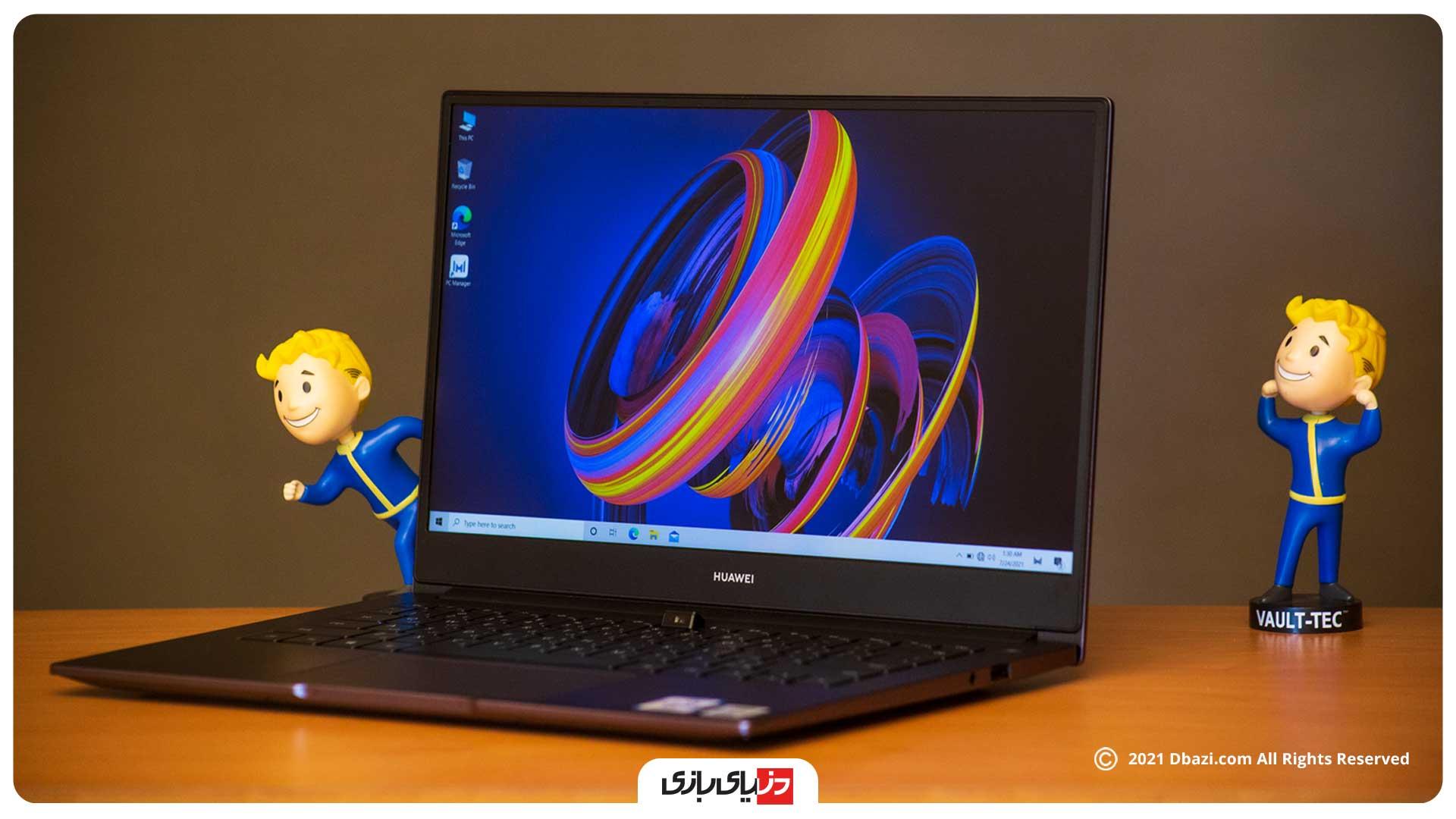 نقد لپ تاپ هواوی Huawei Matebook D14