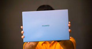 بررسی لپ تاپ هواوی Huawei Matebook D14