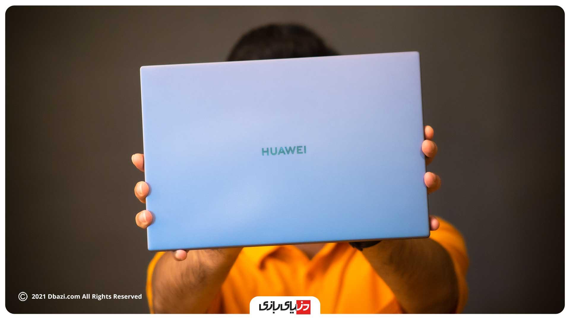 آنباکسینگ لپ تاپ میت بوک D14 هوای