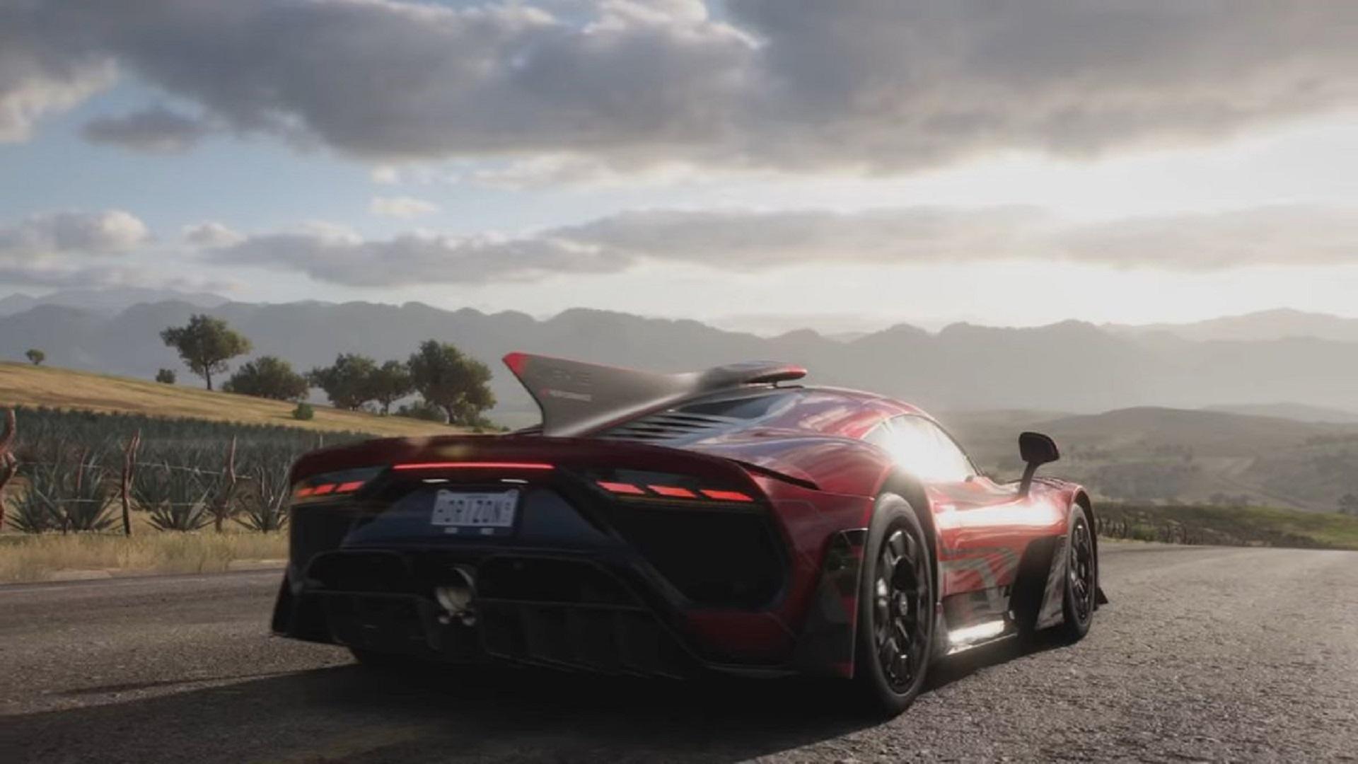 تریلر گیم پلی بازی Forza Horizon 5