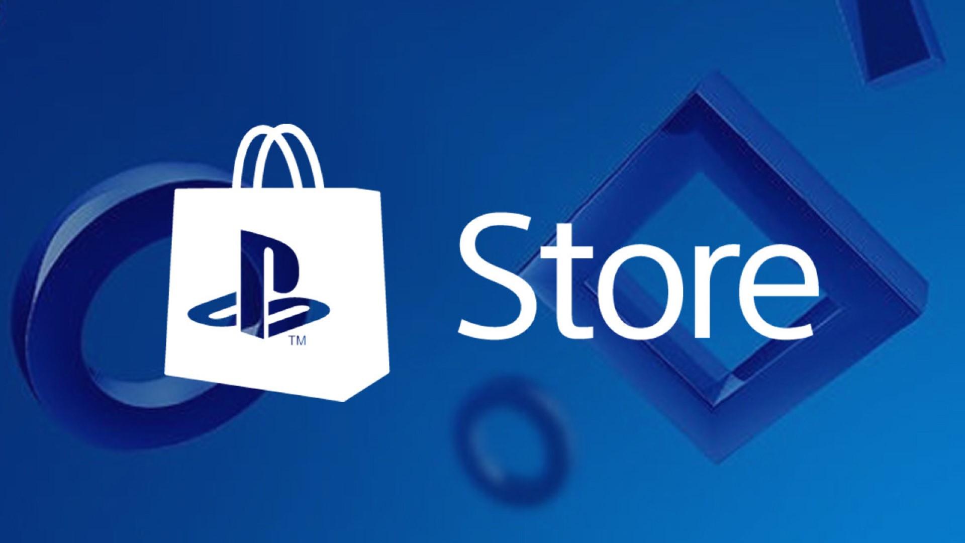 صفحه فروش بازیها در PS Store